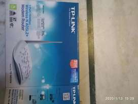 TP Link wireless N ADSL2+ Modem Router