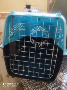 40 and 31 inches Dog cage available
