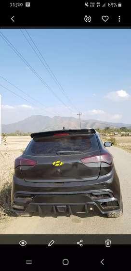 Hyundai Elite rear  bumper