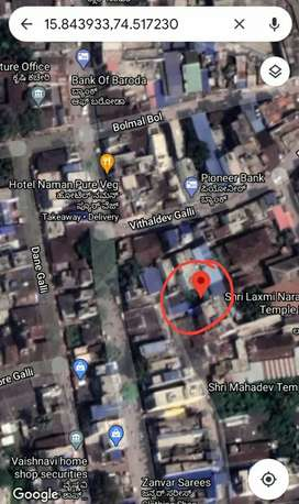 Commercial property for sale in teli patil galli khade bazar shahapur
