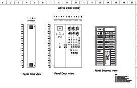 AutoCAD Electrical Drawings