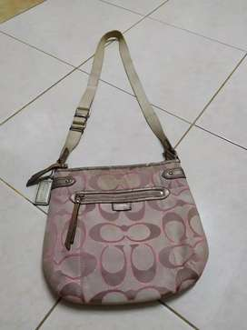 Coach sling bag original 300ribu