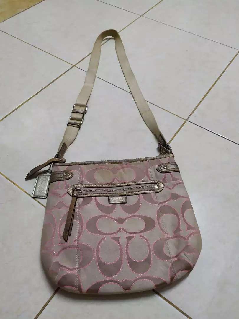 Coach sling bag original 300ribu 0