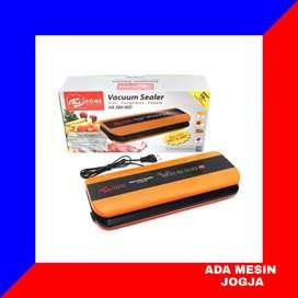 Vacuum Sealer Penyegel Plastik Makanan Basah Kering H&L HS 380 WD