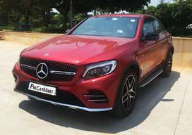 Mercedes-Benz Glc 43 AMG Coupe, 2018, Petrol