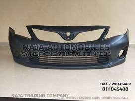 Corolla Altis Type2 Front Bumper