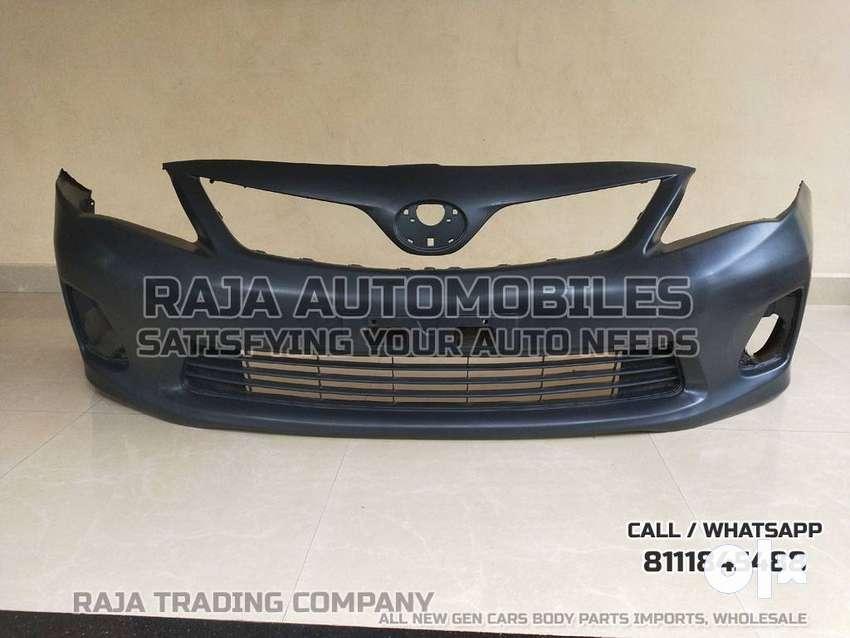 Corolla Altis Type2 Front Bumper 0