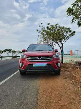Hyundai Creta 2016 Petrol Well Maintained