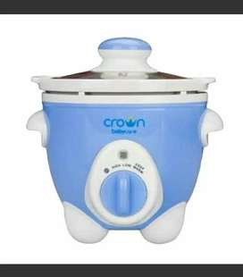 Crown multifunction electric cakery pot ( slow cooker)