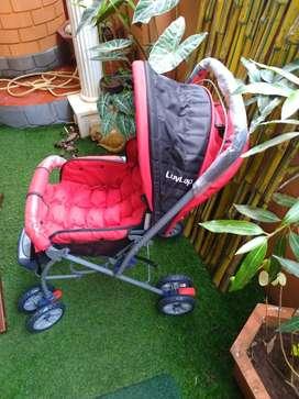 Luv lap stroller,Kids walker,Un used