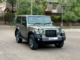 Mahindra Thar, 2021, Diesel