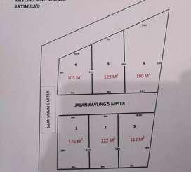 Tanah kredit murah Jatimulyo