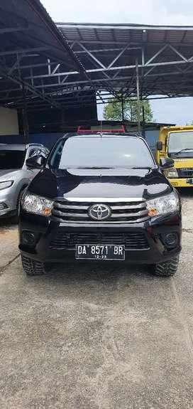 Toyota Hilux DC 2018