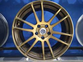 Ready Stock Velg Mobil Terios, Silvia, Carniva, dll R18 HSR Wheel