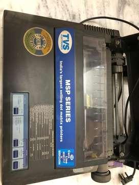 TVS Matrix dot printer