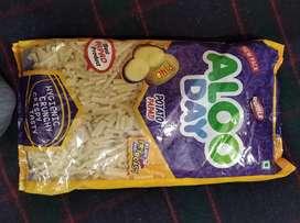 Premium Papad Aloo Pipe Shape [1kg] : ₹160/-