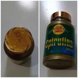 Sea Quill Spirulina 30