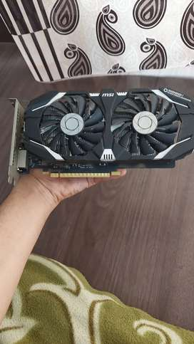 Msi geforce gtx 1060(3 gb)
