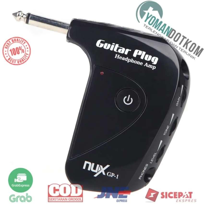 NUX GP-1 Amplifier Gitar Dengan Plug Headphone