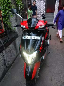 It is available sell scooty