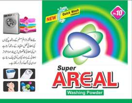 Need sales permotional officer for washing powder brand
