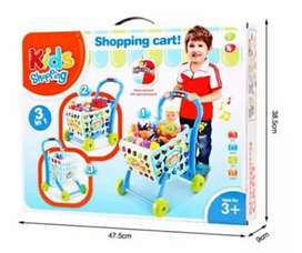 BOX PACK CART TOY