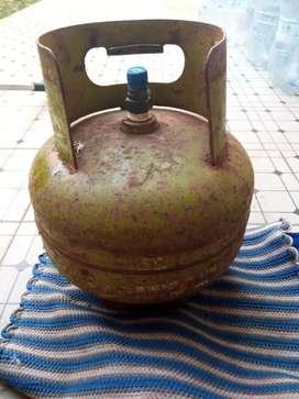 Tabung gas hijau 3kg
