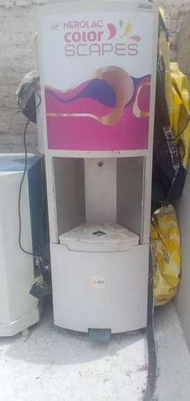 Narolac colour machine