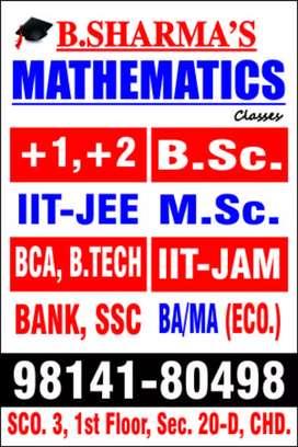 Online oaching for +1,+2,IIT-JEE,B.sc,M.sc,Bca,B.tech