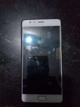 One plus 3T 6/64 white color good condition