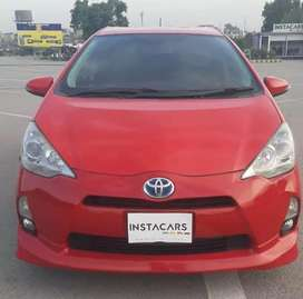 Toyota Aqua.., Special offer main Sirf 7.5% profit rate