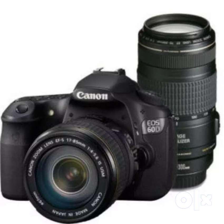 Dslr camera for rent 0