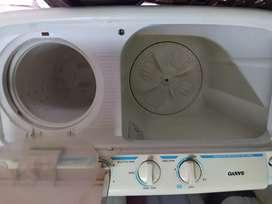 Mesin cuci 2tabung
