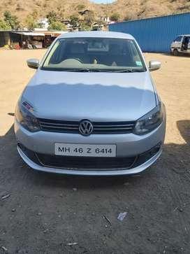 Volkswagen Vento 2014 Diesel 89000 Km Driven