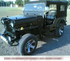 Modified Classic Jeep for sale