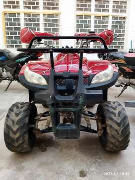 ATV Bike with All controls on hands