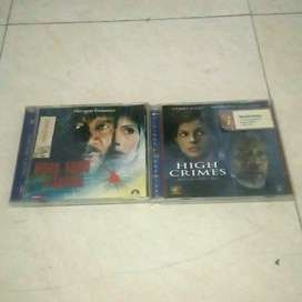 Koleksi Kaset Film VCD Original Action/Drama Morgan Freeman