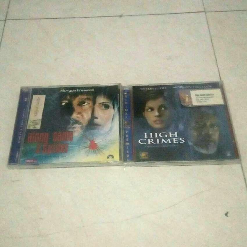 Koleksi Kaset Film VCD Original Action/Drama Morgan Freeman 0