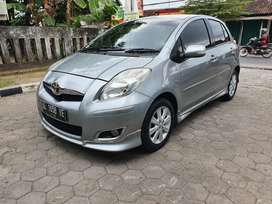 Yaris s limited matic 2011