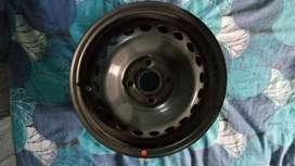 Hyndai Xcent wheel Assy - Steel