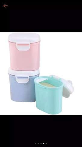 Baby Safe Milk Powder Container 800 ml