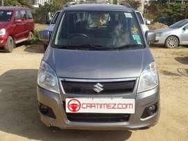 Maruti Suzuki Wagon R VXI AMT, 2016, Petrol
