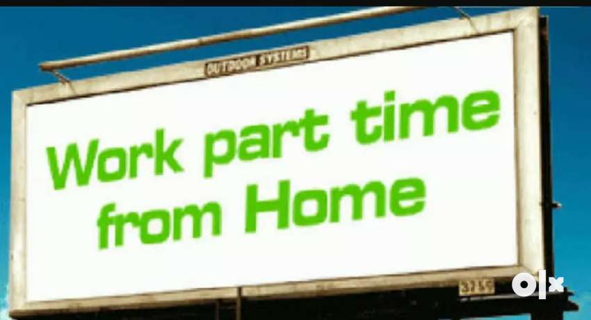 Part time work copy paste job home work 0
