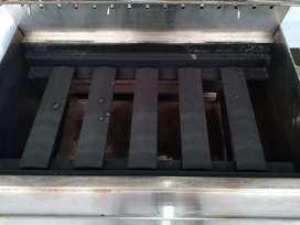 Kompor grill bekas.