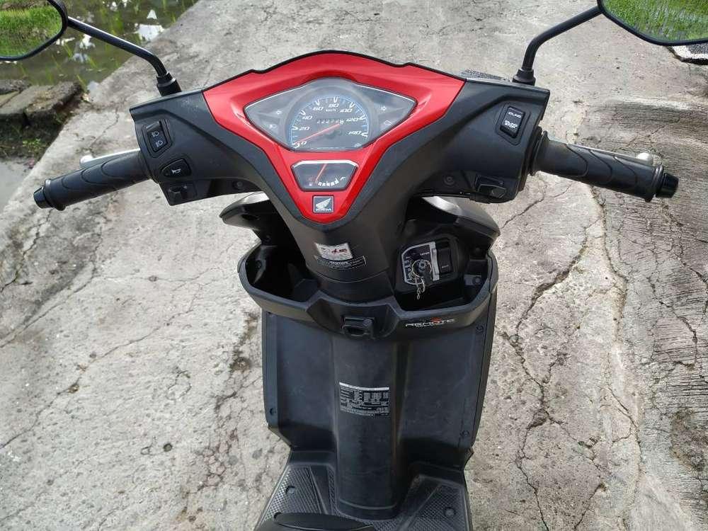Honda Vario 110 2017 Full Orisinil Mulus