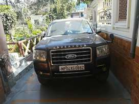 Ford Endeavour 2007 Diesel 72000 Km Driven