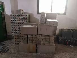 Imported battery's for sale scrap and current able