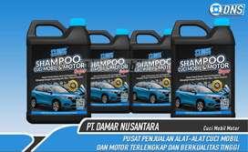 Shampo Super DNS AMAN Untuk Cuci Mobil Motor Steam Carwash Hidrolik