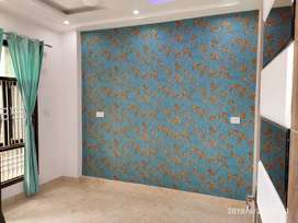2 bhk. 60 gaj nawada metro se 400 metar walking distance
