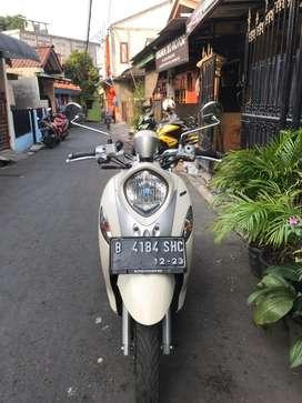 Yamaha All New Fino Premium 125cc Bluecore Thn 2018 akhir 98% Mulus